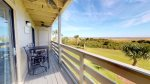 Enjoy the Panoramic View from your Private Balcony Overlooking the Savannah River Entrance and Atlantic Ocean